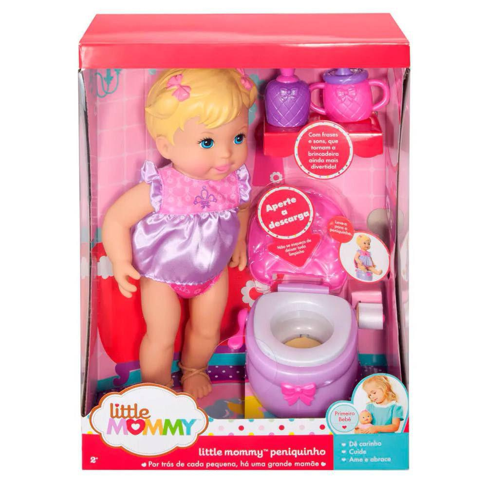 Boneca Little Mommy - Peniquinho