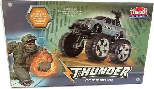 Carro Thunder - Commando