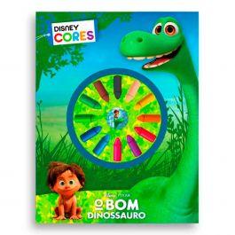 Disney Cores  O Bom dinossauro