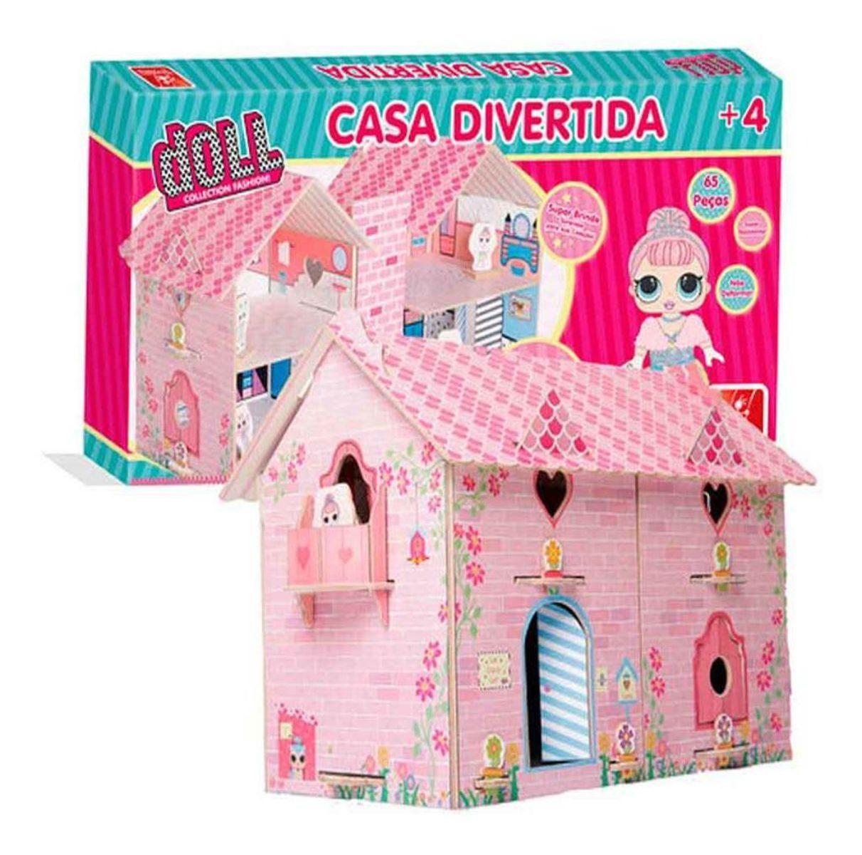 Doll - Casa divertida