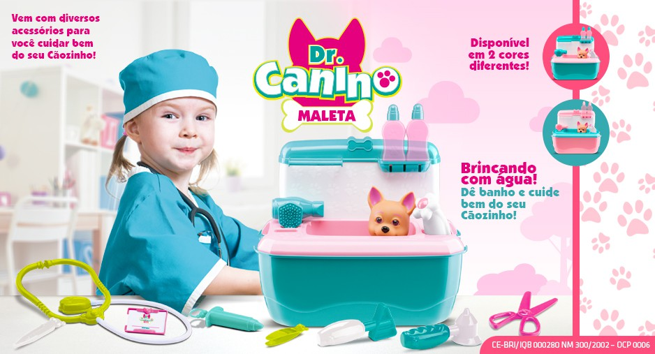 Dr. Canino maleta