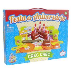 Festa de aniversário Cre Crec