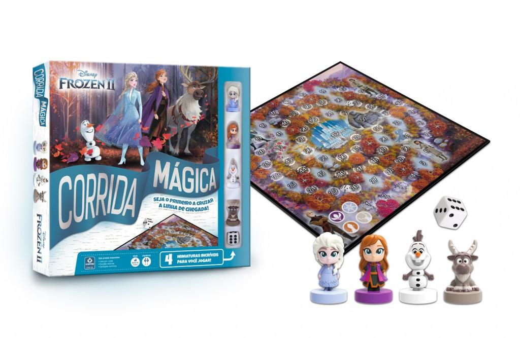 Frozen 2: Corrida mágica