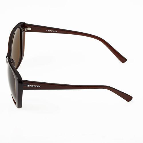 Óculos Triton  LINHA ACETATO P11086 Marrom