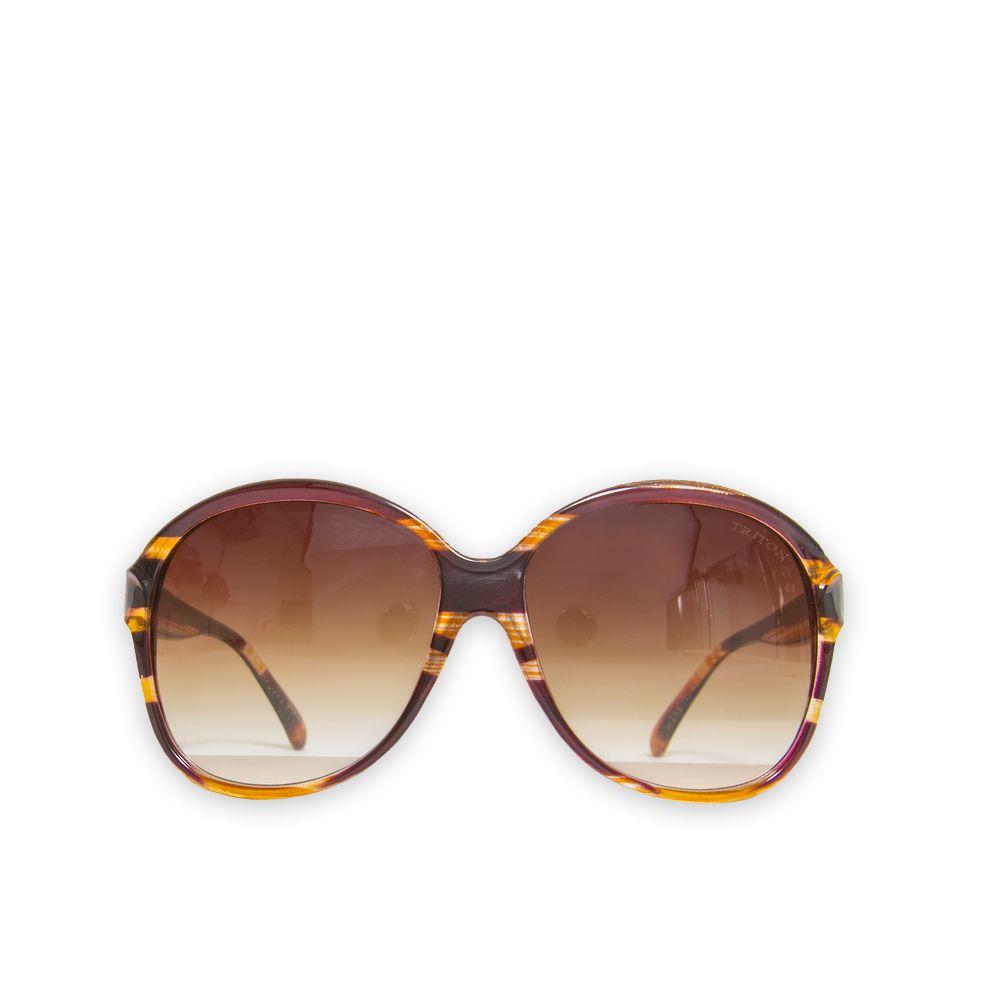 Óculos Triton Linha Acetato PP1815 Rosa Escuro