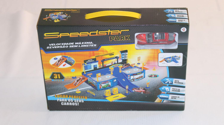 Pista- Speedster