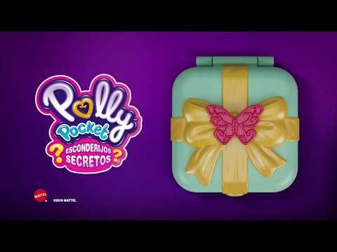 Polly Pocket- esconderijo secreto