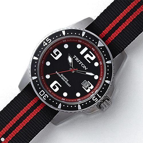 f1ae1a31676 Relógio Triton LINHA STRAP MTX169 - Lojas Miriam