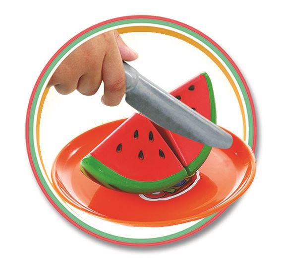 Saladas de frutas Crec Crec
