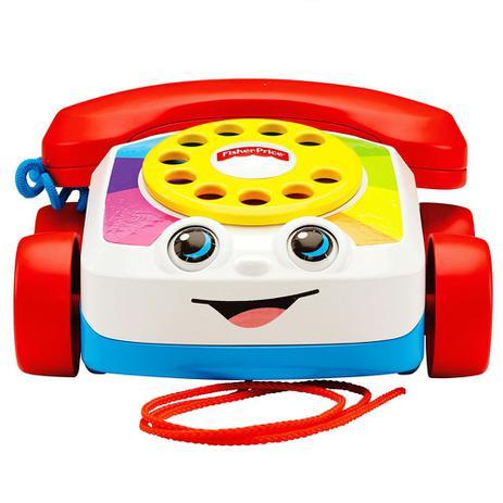 Telefone Feliz  Fisher - Price