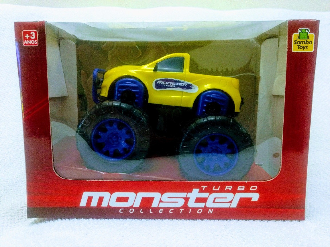 Turbo monster  collection