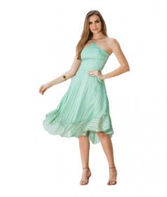 Vestido Curto Verde Mint