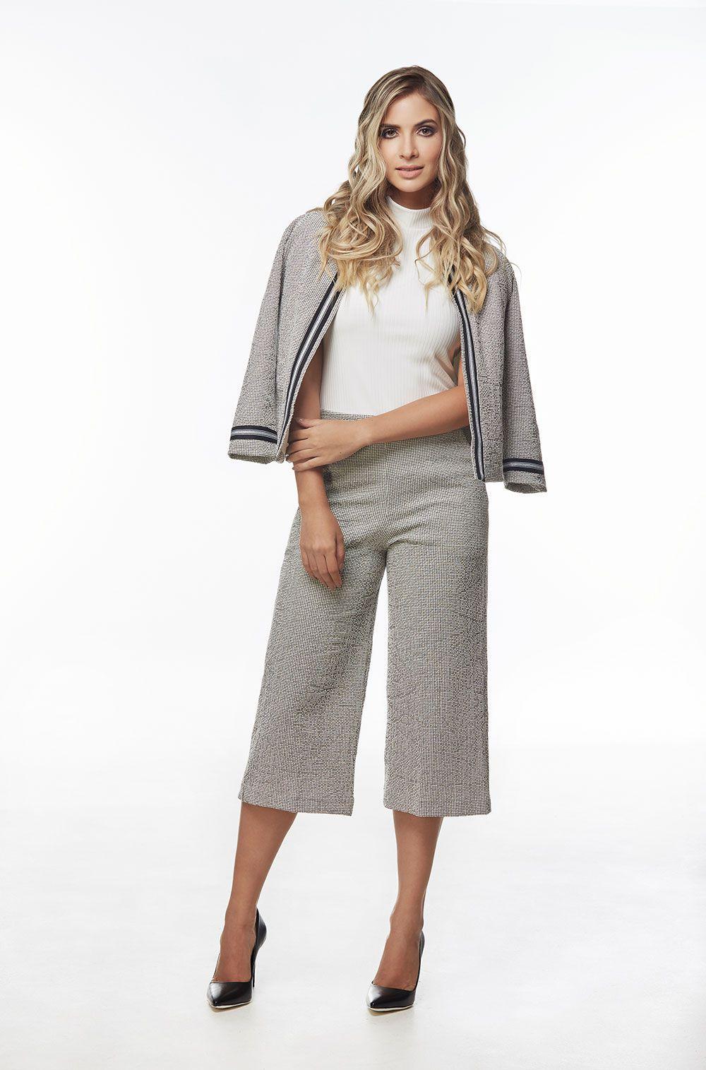 efbb2b775 Conjunto Blazer e Calça Pantacurt - VANKOKE - Moda Feminina ...