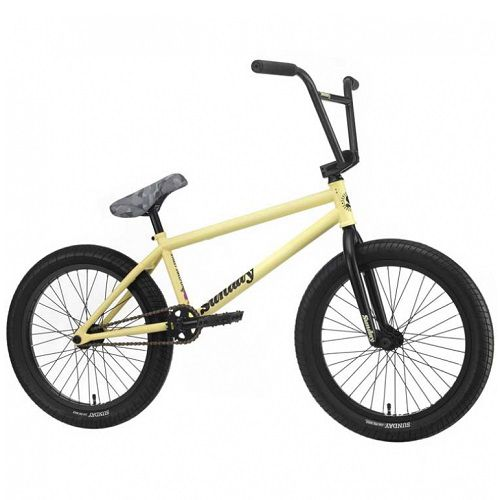 BMX Sunday Street Sweeper 2020