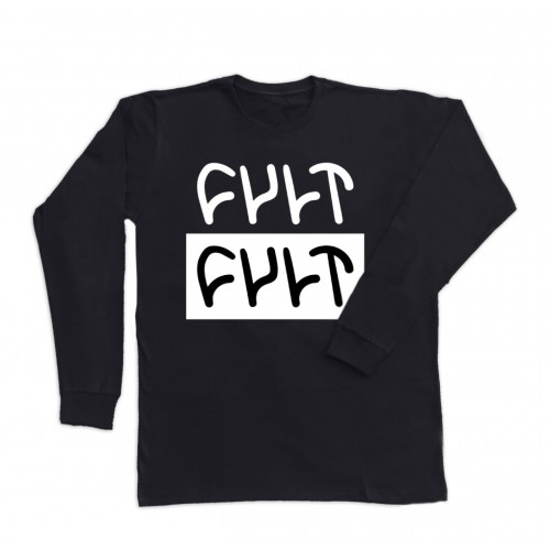Camiseta Manga Longa Cult Stack