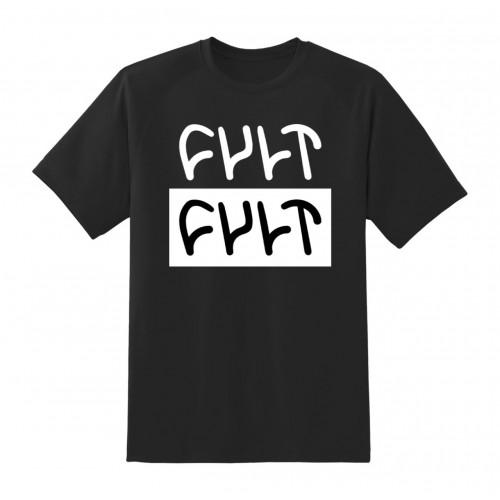 Camiseta Cult Stack