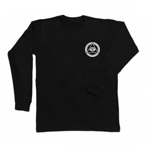 Camiseta Manga Longa Nova Ordem