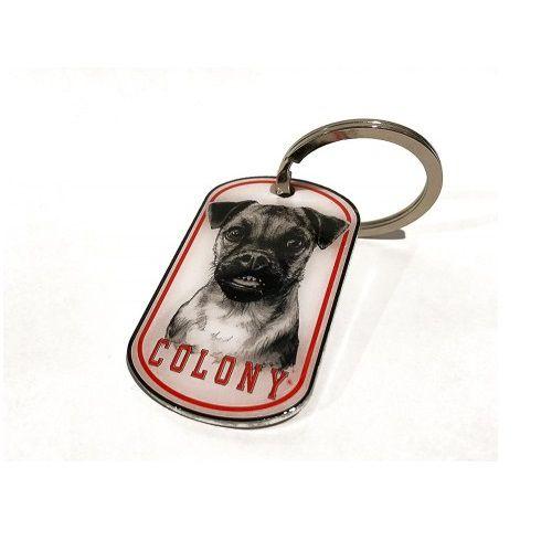 Chaveiro Colony Hardy Dog