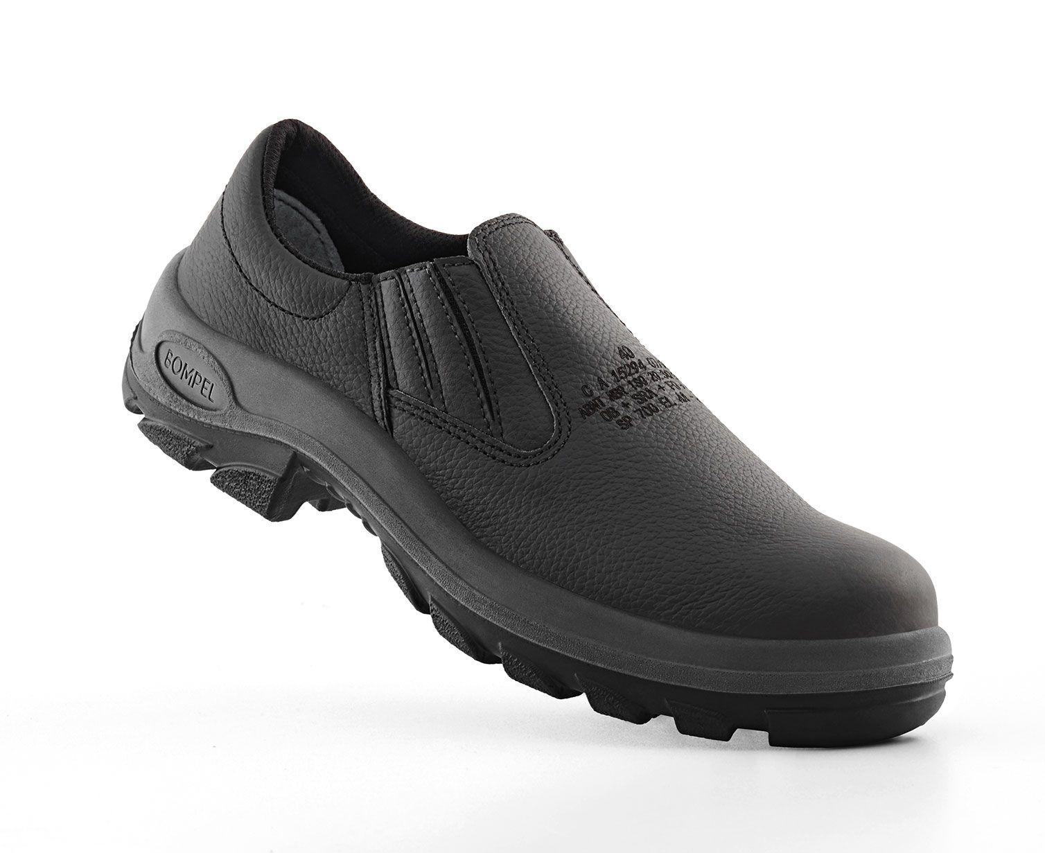 9005-AE INFI/ Sapato/ Elástico/ Sem bico de aço