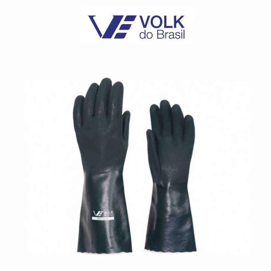 Luva PVC Volk 36cm