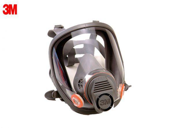 Respirador Reutilizável Facial Inteira 3M