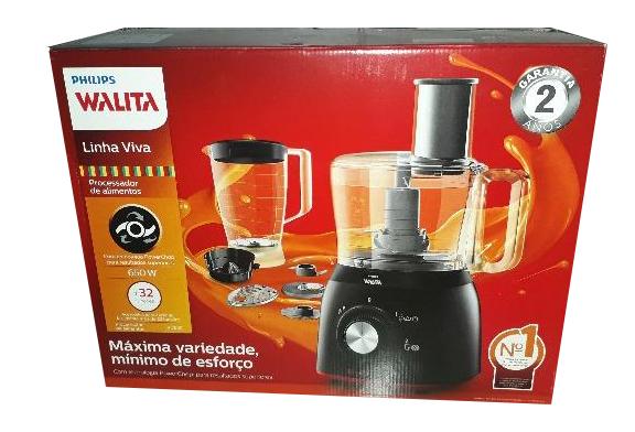 Processador Philips Walita Viva RI7632 32 funções