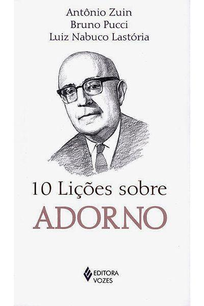 10 Lições Sobre Adorno