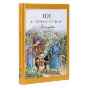 101 Histórias Bíblicas Favoritas  - Capa Dura