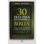 30 Dias Para Entender a Bíblia