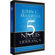 5 Níveis da Liderança