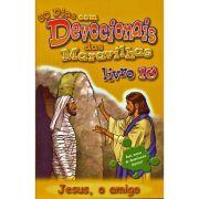 60 Dias Com Devocionais Das Maravilhas - Livro 10 - Jesus, o Amigo