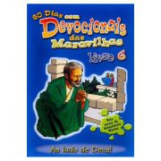 60 Dias Com Devocionais Das Maravilhas - Livro 6 - Ao Lado De Deus!
