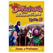 60 Dias Com Devocionais Das Maravilhas - Livro 8 - Jesus, o Professor
