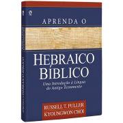 Aprenda o Hebraico Bíblico - Brochura