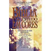 Bíblia de Estudo em Cores - O Evangelho de João