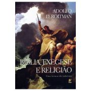 Bíblia, Exegese e Religião