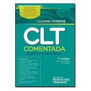 CLT Comentada: Doutrina e Jurisprudência - 7ª Ed. 2013