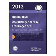 Código Civil - 18ª Ed. 2013