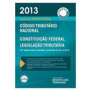Código Tributário Nacional - 18ª Ed. 2013