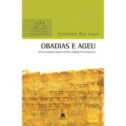 Comentários Expositivos Hagnos - Obadias e Ageu