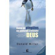 Como os Pingüins me Ajudaram a Entender Deus
