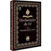 Declaração de Fé das Assembleias de Deus - Capa Dura