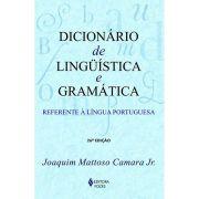 Dicionário de Lingüística e Gramática