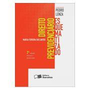 Direito Previdenciário - Esquematizado - 2ª Ed. 2012