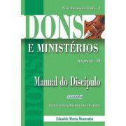 Dons e Ministérios - Manual do Discípulo