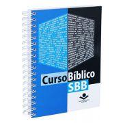 EA960CB - Curso Bíblico - Brochura - Espiral