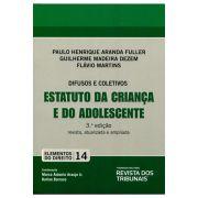 Elementos do Direito V. 14 - Estatuto da Criança e do Adolescente - 3ª Ed. 2013