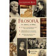 Filosofia - Os Autores, As Obras