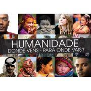 Folheto Humanidade, Donde Vens? (Pacote com 50)