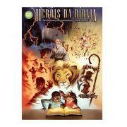 Heróis Da Bíblia - Devocionais Em Quadrinhos Com Atividades